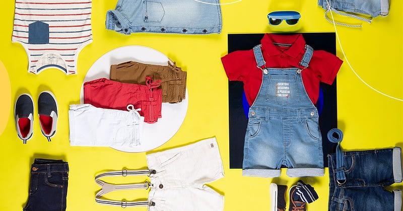 Fornecedores de roupa infantil: o que é importante considerar