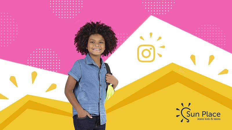 Como vender roupa infantil no Instagram