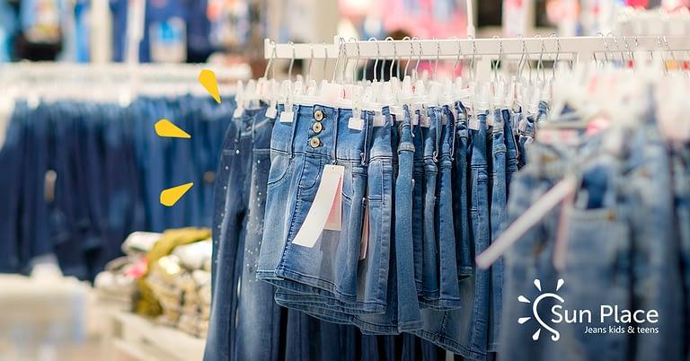 Comprar roupas infantis no atacado para revender