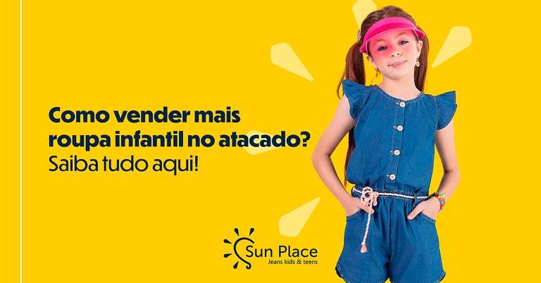 Tenha sucesso com o mercado de roupa infantil atacado: conheça o melhor fornecedor