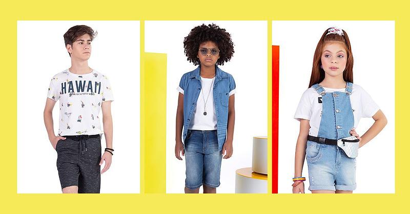 Jeans infantil para revenda: encontrar bons fornecedores faz toda a diferença